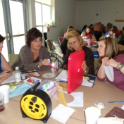 Group work is a key component of PIMSER professional learning