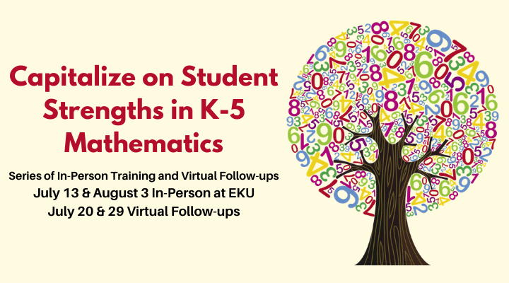 Capitalize on Student Strengths in K-5 Mathematics